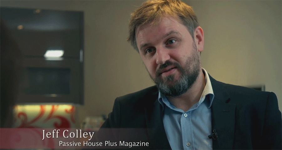 Passive House Plus editor explains passive house to RTE's Eco Eye