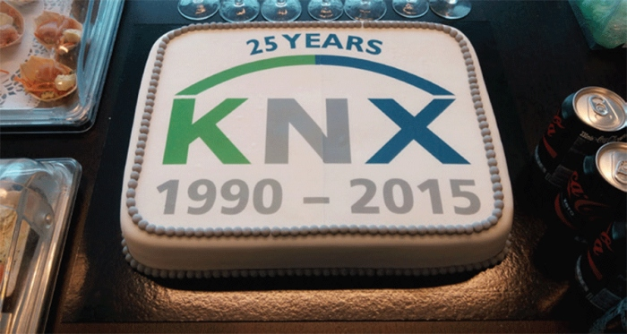 Building automation protocol KNX celebrates 25 Years