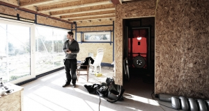 Cellulose insulation improves airtightness by 30% — PYC Systems