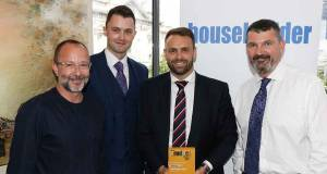 Hi-therm+ wins Housebuilder building fabric award