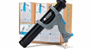 Pro clima launch spray applicator for airtight paints