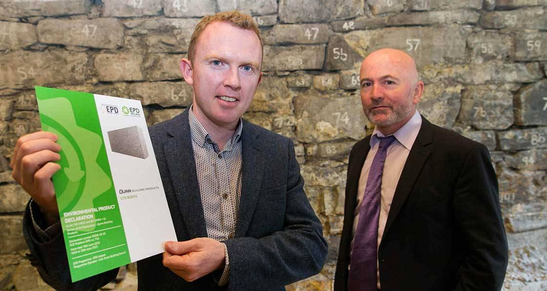 Quinn get first Irish EPD for precast concrete