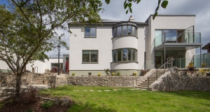 Deep retrofit transforms big, complex South Dublin home