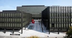 Mies en Scéne - Iconic Dublin offices get deep green treatment