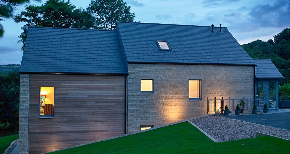 Yorkshire Passive House Pushes Cavity Wall Boundaries