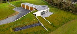 New England rebel - Cork passive house with Vermont roots