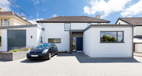 1950s Cork City house reborn as healthy low-energy home