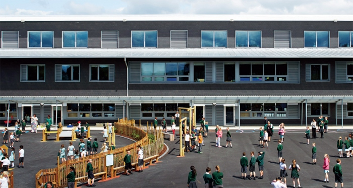 Building a better passive school