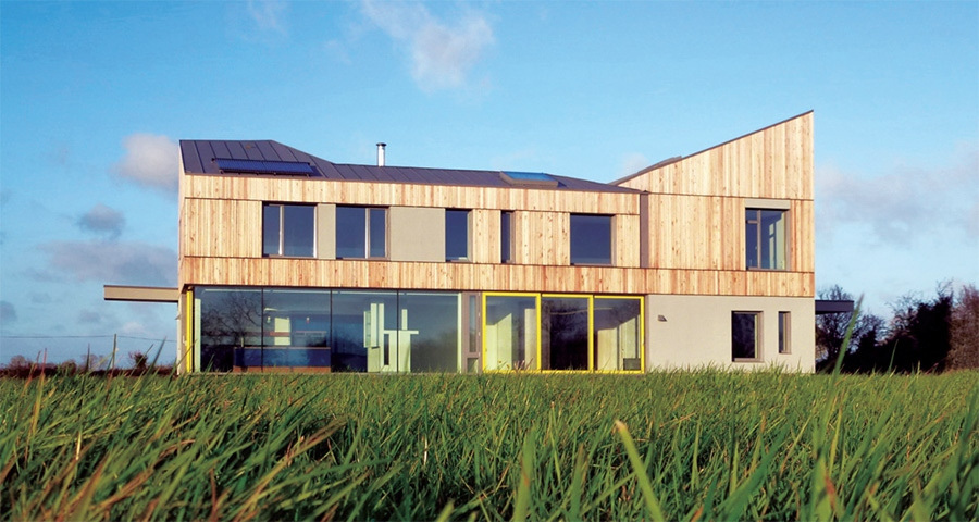Stunning meath home defies passive house stereotypes - The passive home that defies earthquakes ...