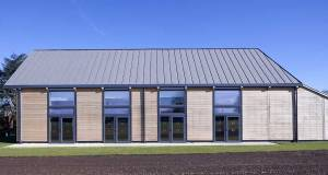 Worcester school hall is UK's first 'multi-comfort' building