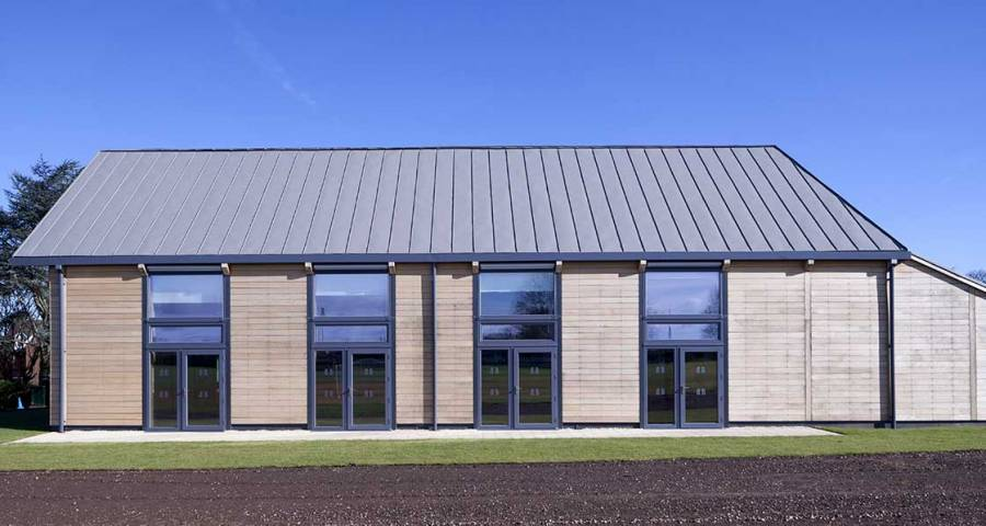 Worcester School Hall Is Uk S First Multi Comfort
