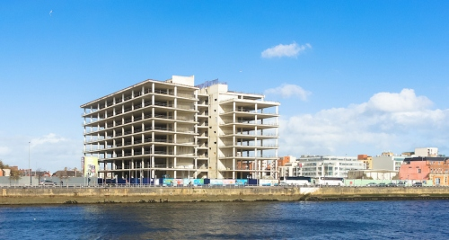 Irish construction industry has long opposition to higher standards