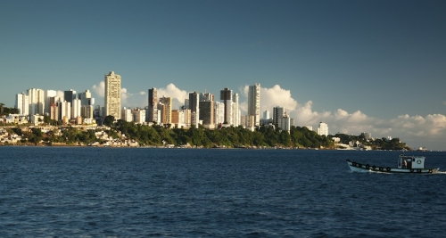 Salvador, Brazil: one of three cities at the centre of new research on passive house in tropical climates