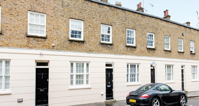 Private Enerphit homes come to London rental market