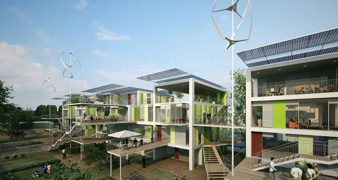 The €100,000 sustainable home?