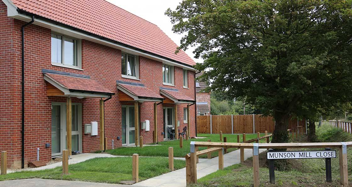Essex village becomes eco-pioneer with latest passive house scheme