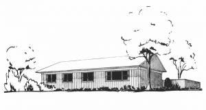 1970s Arkansas & Illinois prototypes: progress towards passive house