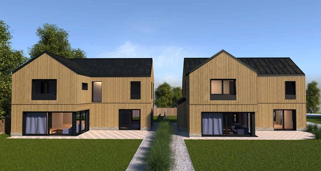 New passive house developer breaks ground in Bradford