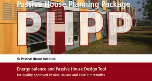 New version of passive house software imminent