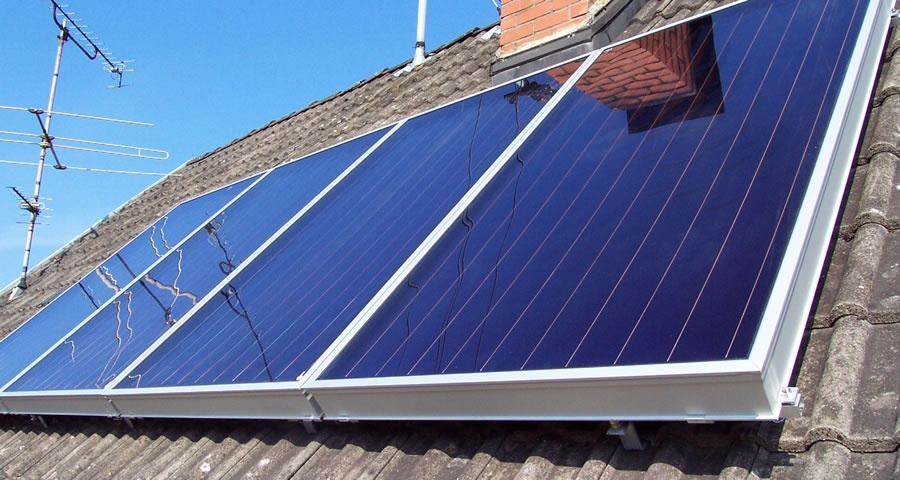Meeting Part L compliance with solar electricity in apartments and large houses