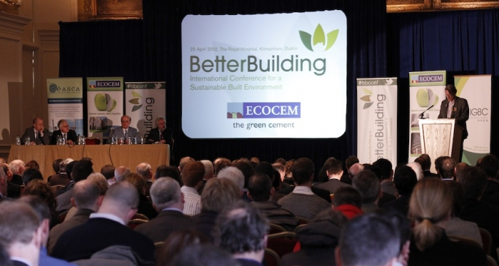 Places still available for second Better Building conference