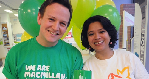 Saint Gobain will be working with Macmillan Cancer Support and the Irish Cancer Society over the next two years