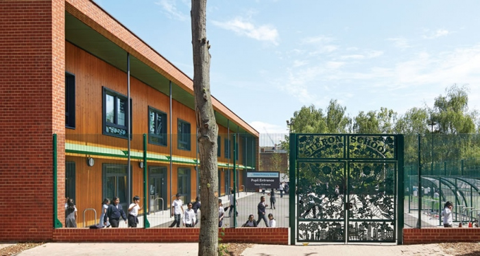 East London passive school promotes active learning