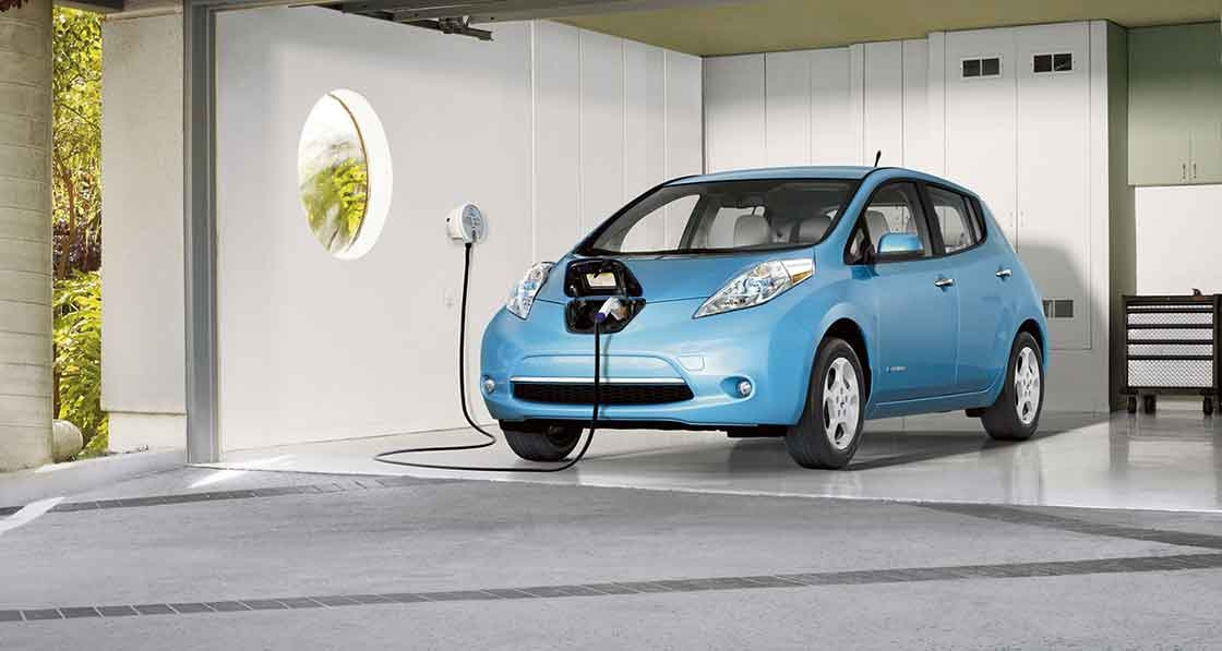 EVs can be used to power buildings, study finds