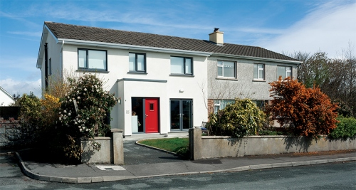 Ireland's first fully passive retrofit