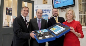 Codema launch energy saving kits in Dublin libraries