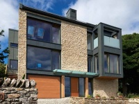 Timber & Straw passive house is a world first